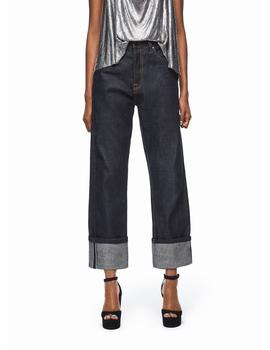 Vaqueros Dua X Pepe Jeans Relaxed Azules Para Mujer
