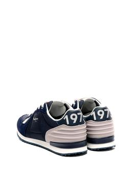 Sneaker Pepe Jeans Combianad Tinker Wer Marino Para Hombre