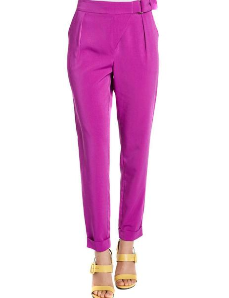 Pantalon Gaudi Largo Color Dalia Para Mujer