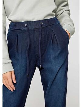 Vaqueros Pepe Jeans Donna Regular Fit Mid Waist Para Muj