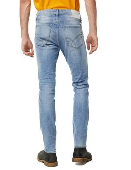 Vaqueros Gas Ajustados Albert Simple WG16 Para Hombre