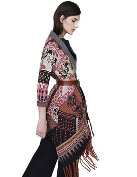 Poncho The Extreme Collection Annunziata Para Mujer