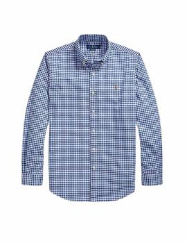 Ralph Lauren Oxford-Cubdppcs Blue