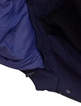 Parka Double Eight Mood Marino Para Hombre