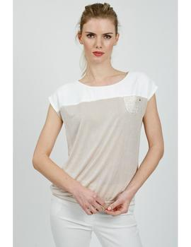 Camisa Hongo Collection Oro Para Mujer