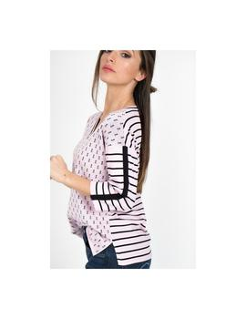 Jersey Pisonero Sailor Para Mujer