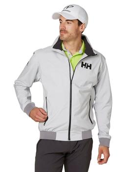 Chaqueta Helly Hansen HP Racing Wind Gris Para Hombre