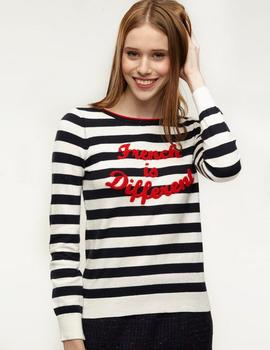 Jersey French Is Different Naf Naf Para Mujer