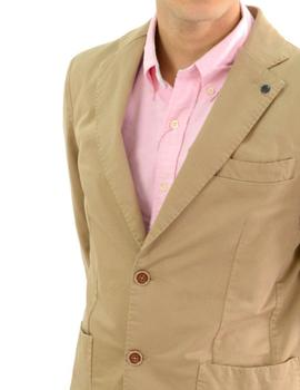 Americana AT.P.CO Informal Camel Hombre