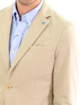 Americana AT.P.CO Casual Beige Hombre