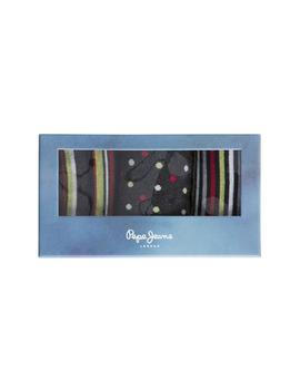 Pack Calcetines Pepe Jeans Multicolor Para Hombre
