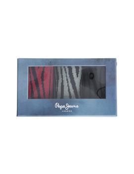 Pack Calcetines Pepe Jeans Zia Multicolor Para Mujer
