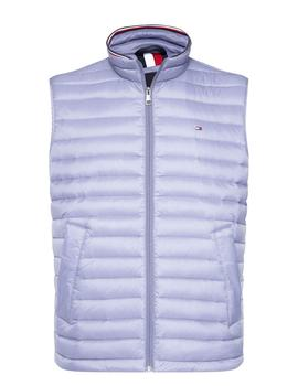 Chaleco Tommy Hilfiger Azul Para Hombre